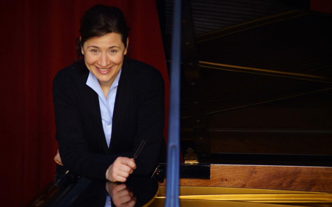 Rucsandra Popescu – Dozentin beim Chorleitertag 2021